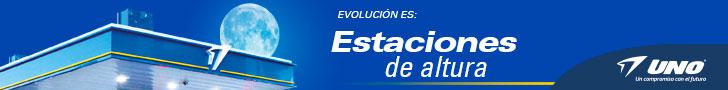 Estaciones de altura - Uno Guatemala