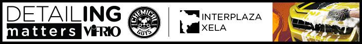 Detailing Matters de Vifrio · Interplaza Xela