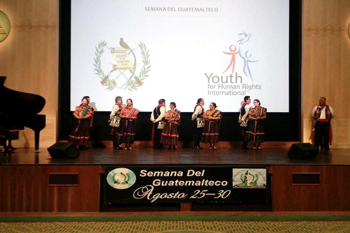 Celebran la Semana del Guatemalteco en EE. UU.