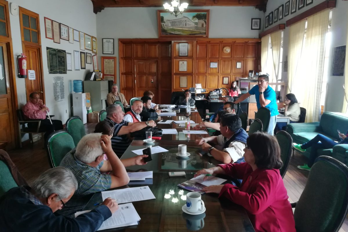 Continúa división en el Concejo de Xela