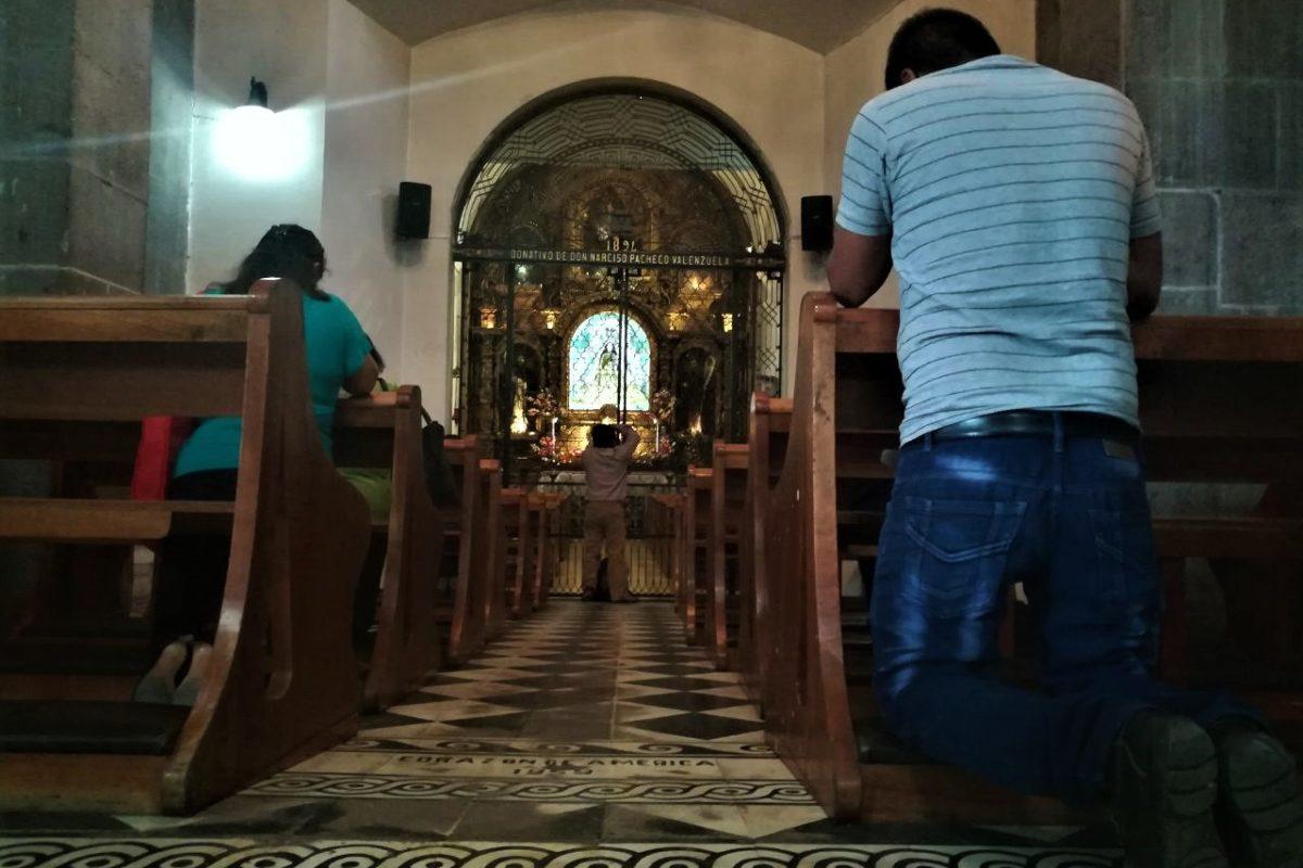 Anuncian agenda para celebrar a la Virgen del Rosario