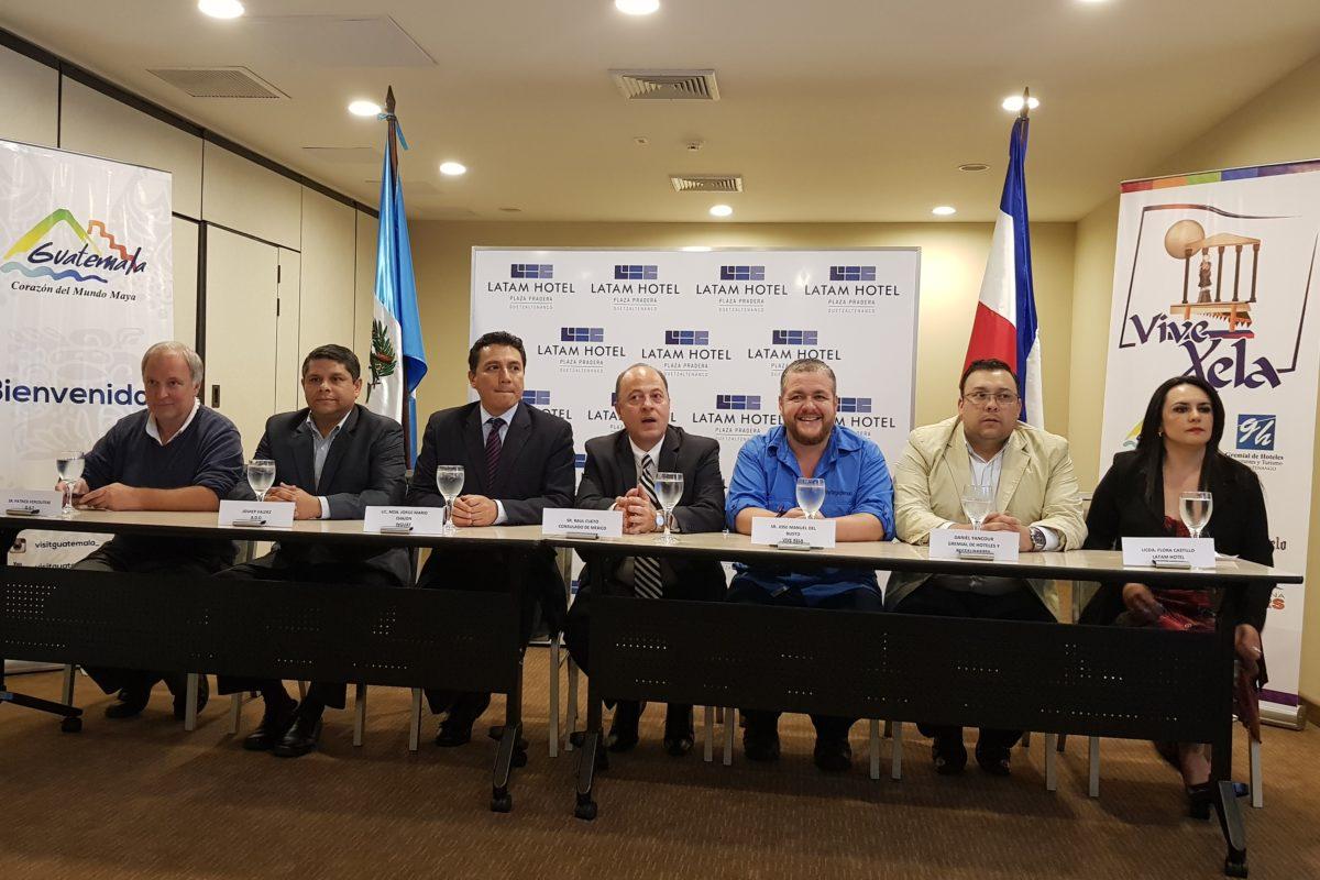 Lanzan conectividad terrestre entre Xela y Tapachula