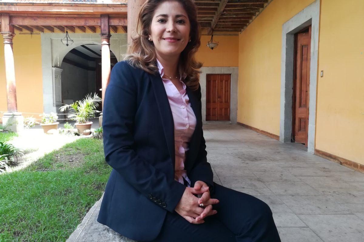 Abogada pone en alto el nombre de Quetzaltenango