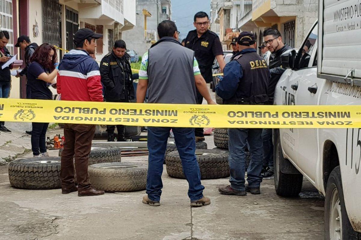 """<span class=""""hot"""">Tendencia <i class=""""fa fa-bolt""""></i></span> Capturan a hombre y encuentran vehículos robados y municiones"""