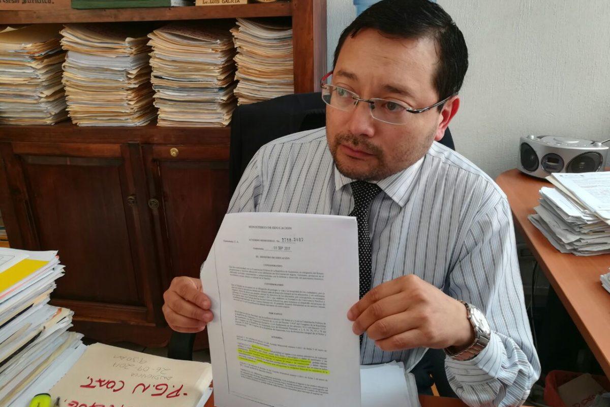 Reforma permite el registro de mochilas