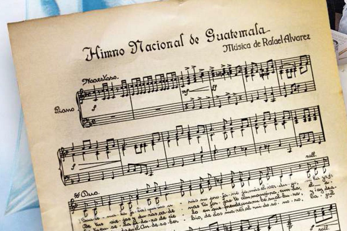 Nuestro himno y sus versiones