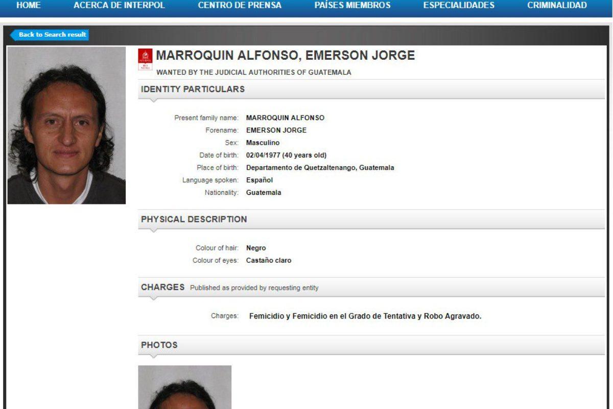 "<span class=""hot"">Tendencia <i class=""fa fa-bolt""></i></span> Reacciones tras captura del presunto asesino de Gabriela Barrios"