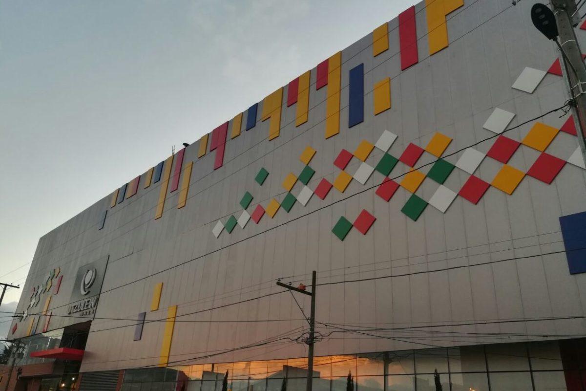 Las diez cifras de Utz Ulew Mall