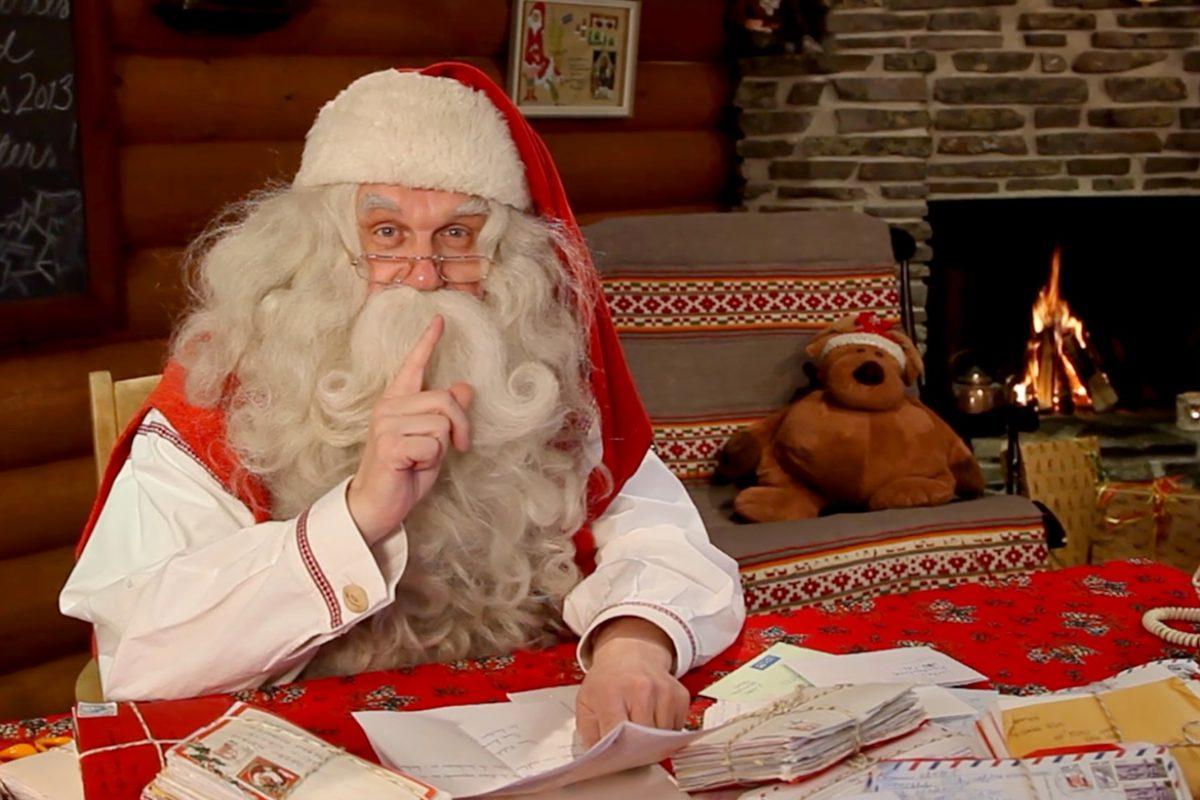 Envían cartas a Santa Claus