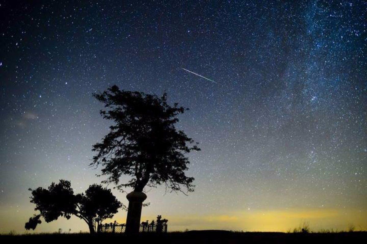 Lluvia de estrellas será visible en el país