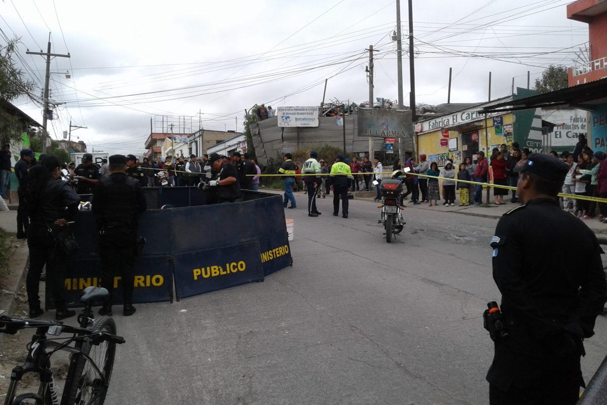 Tragedia en avenida Las Américas