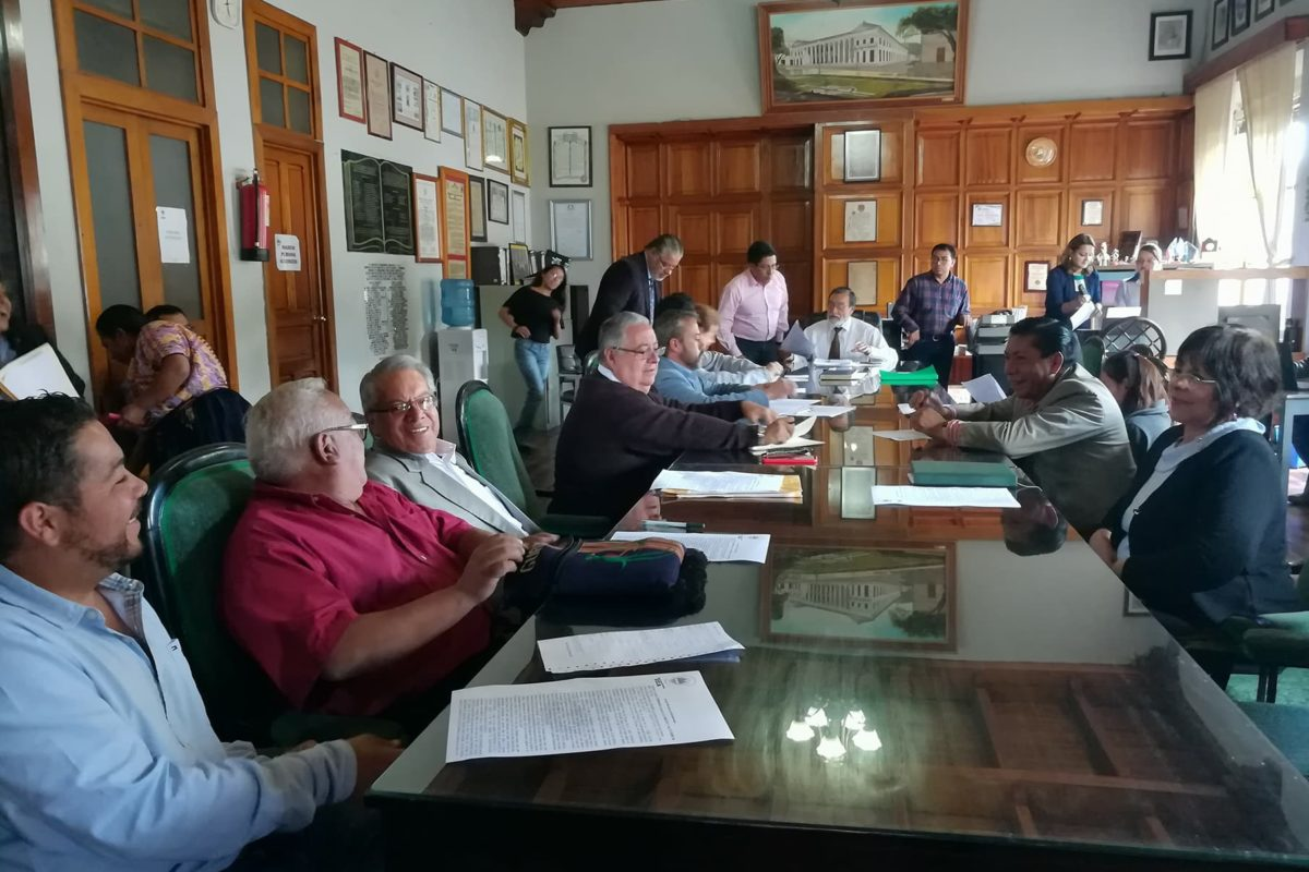 Concejo de Xela podría emplear a contratista del Estado