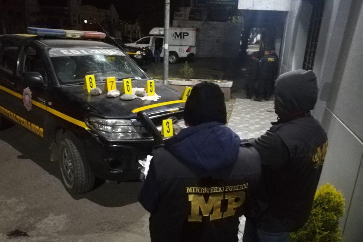 Atacan a agentes y patrullas de la PNC