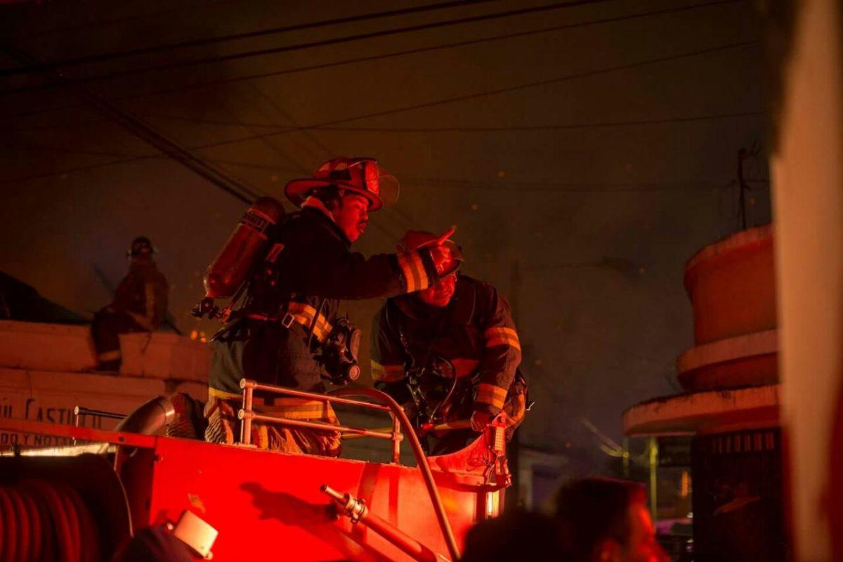 ¿Sueñas con ser bombero voluntario y ayudar al prójimo?