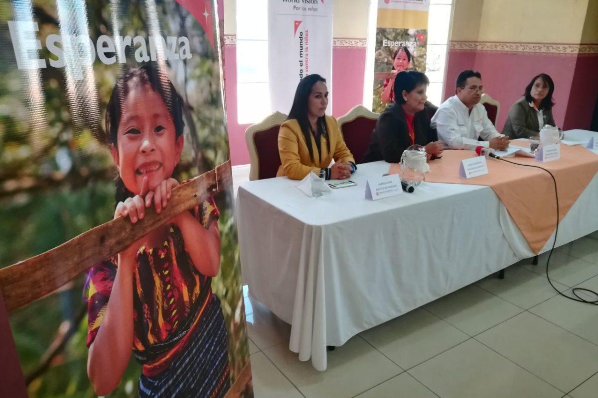 Lanzan campaña para erradicar la violencia contra la niñez