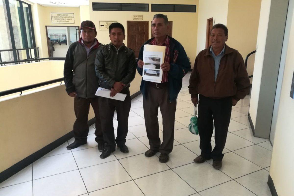 Ratifican denuncia contra alcalde