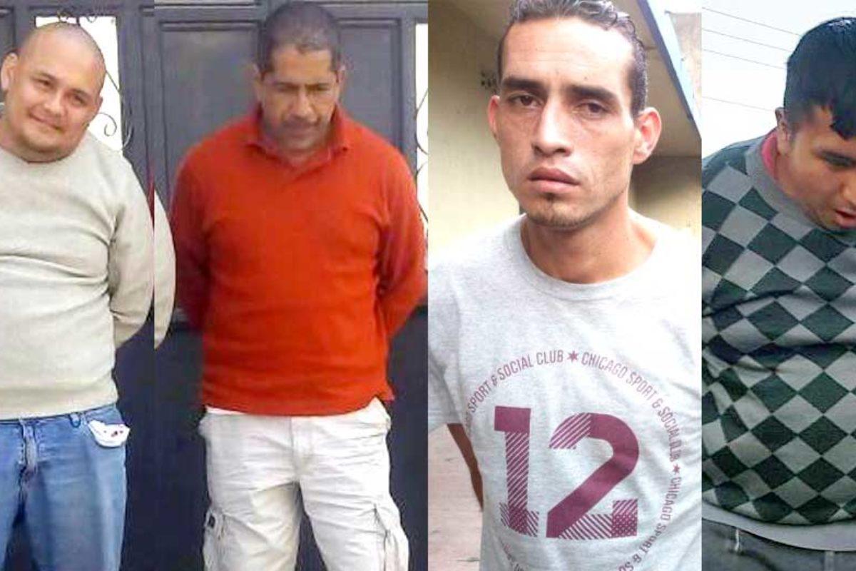 4 capturados en operativos