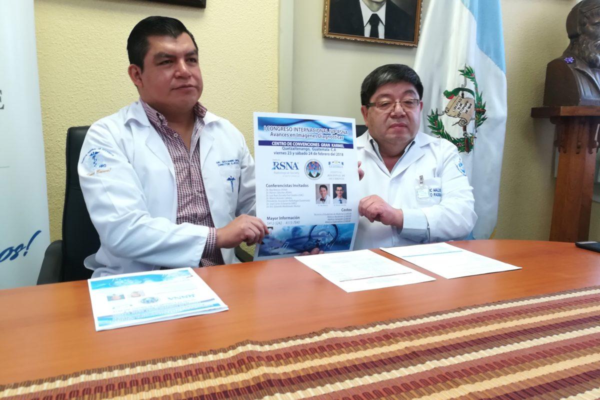 Realizarán congreso sobre radiología