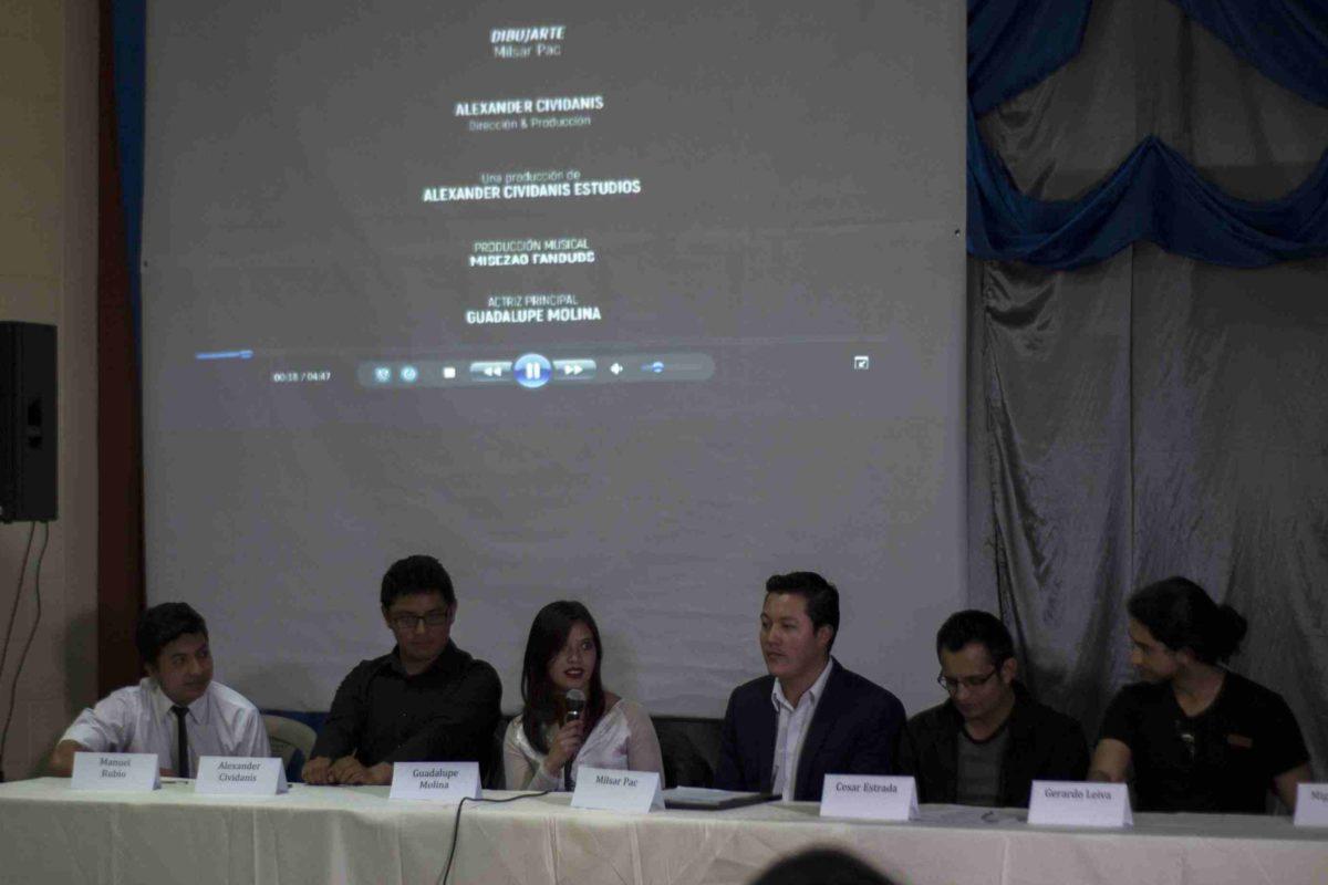 Cantautor quetzalteco lanza primer videoclip
