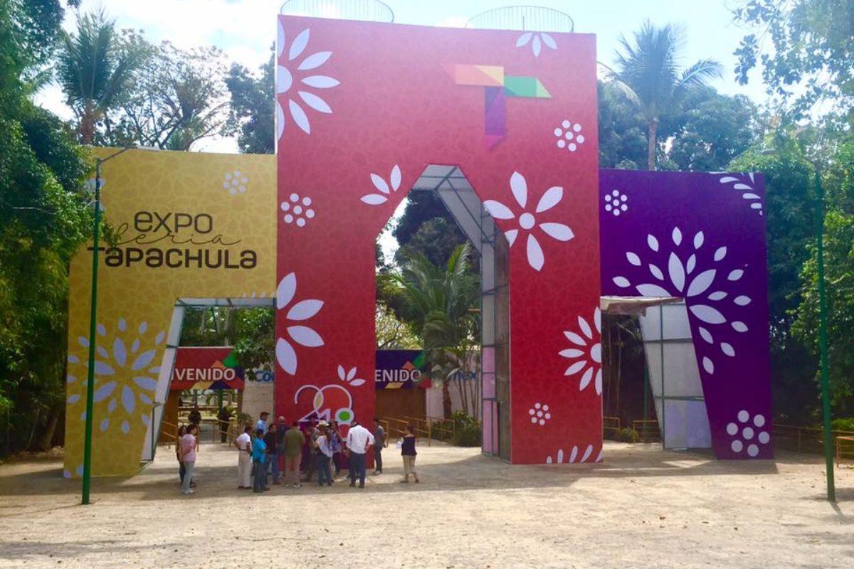 Hoy arranca la Expo Feria Tapachula