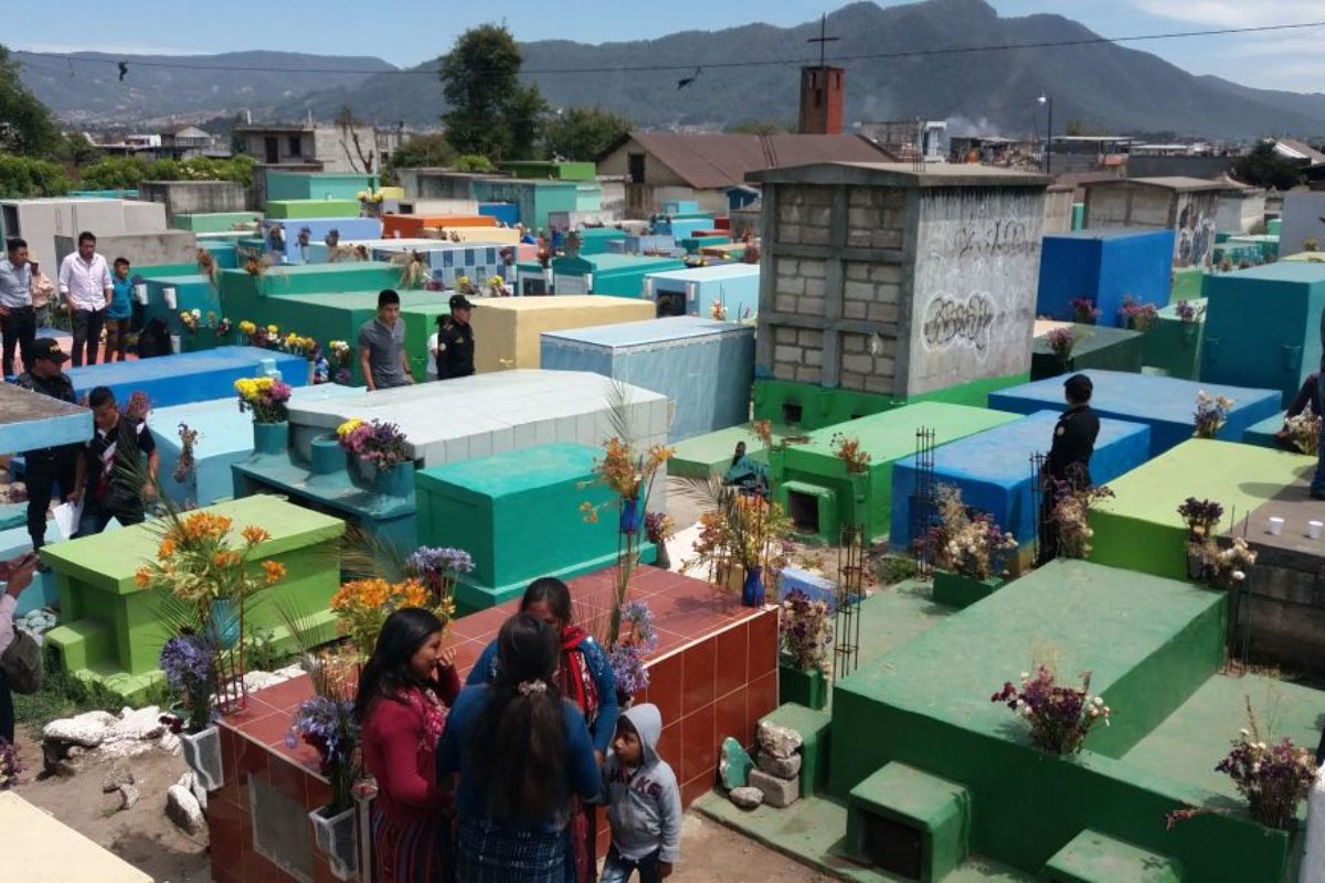 Localizan cadáver en Ostuncalco