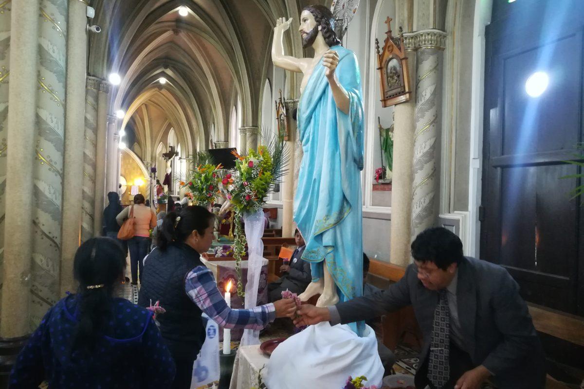 San Nicolás alberga romería del Quinto Viernes