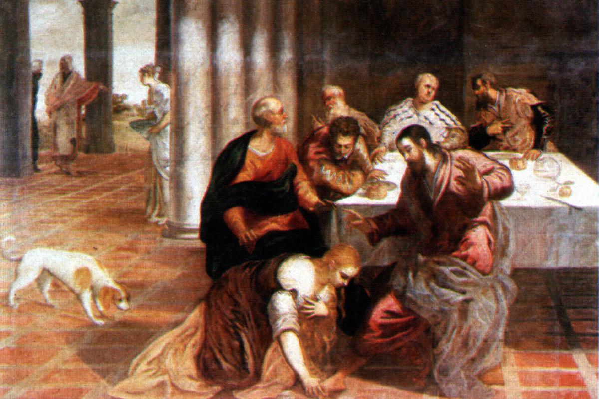Día que anticipa la Pasión y Muerte de Jesús