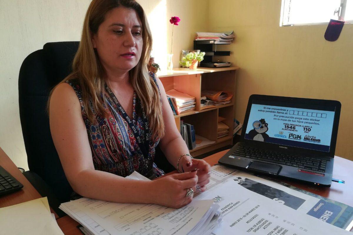 PGN lanza campaña para evitar desaparición de niños y adolescentes