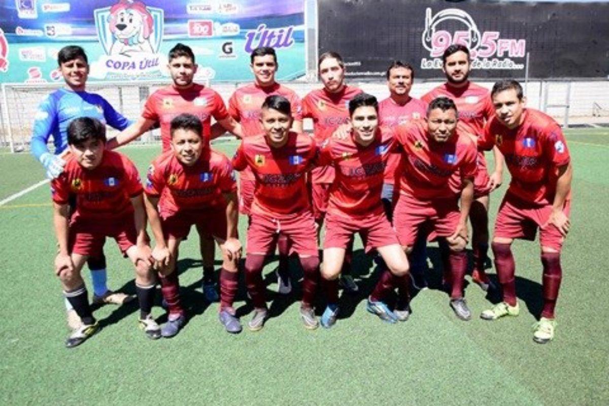 Rosario FC golea y es sublíder de su grupo en futbol 7