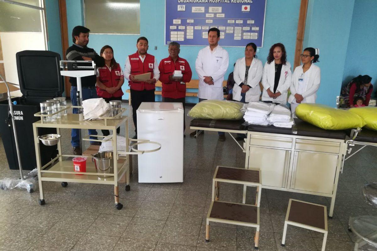 Donativo ayudará ante aumento de pacientes