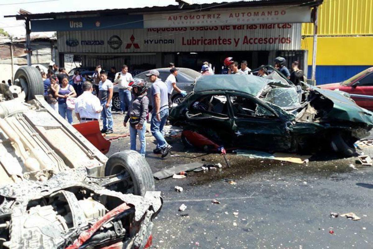 Accidentes de tránsito: Muertes que pueden evitarse