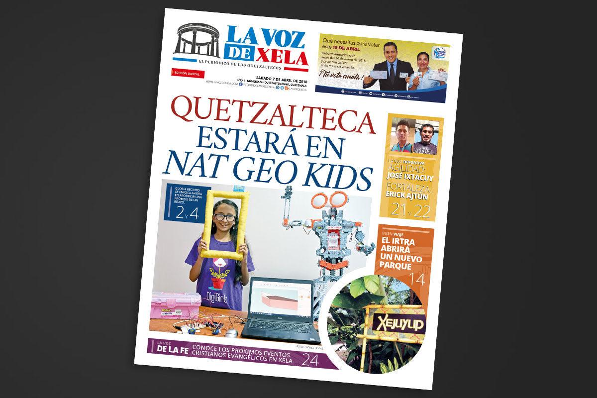 Lee la edición digital del 7 de abril