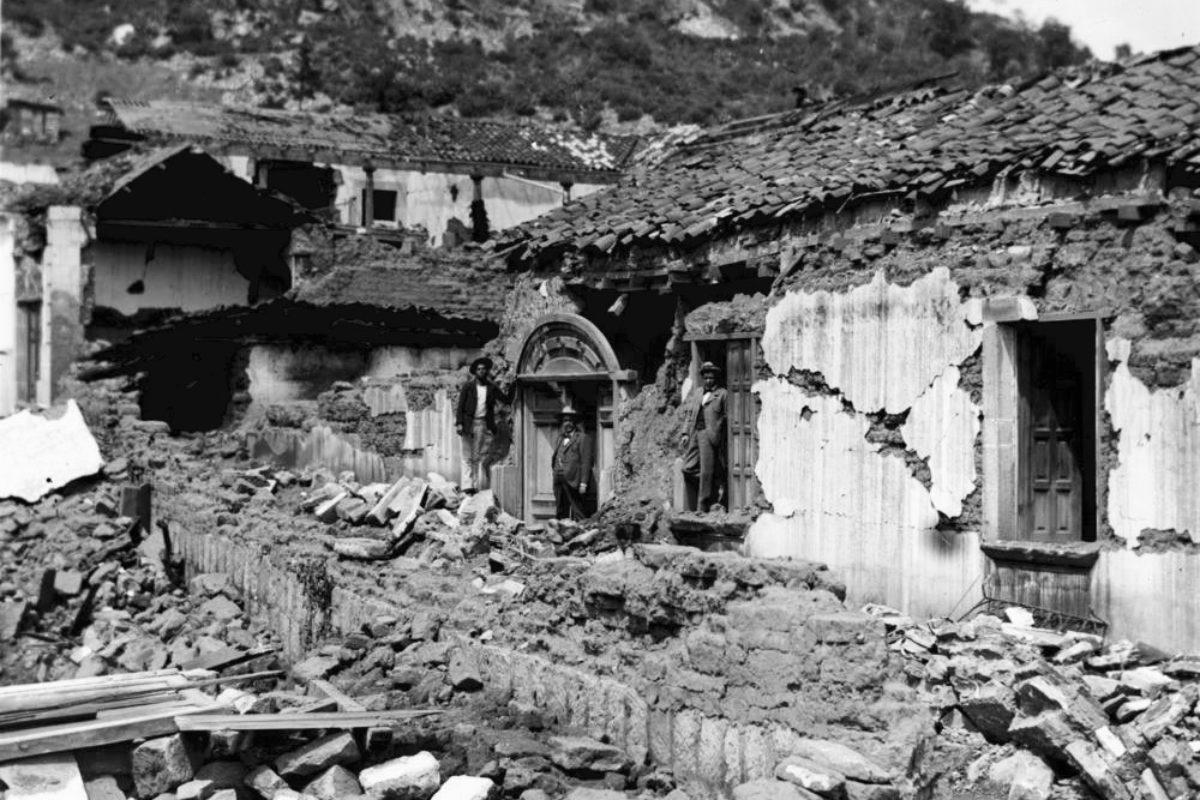 A 116 años del terremoto que destruyó Xela