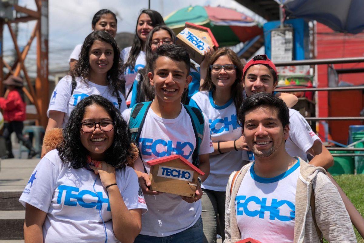 Techo recauda <br />Q 52,008.20 en Quetzaltenango