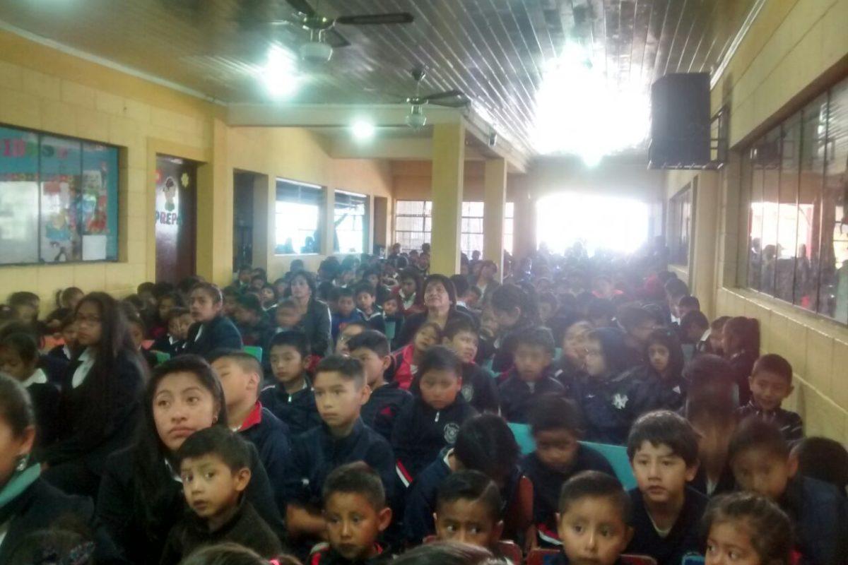 Niños elegirán gobierno escolar