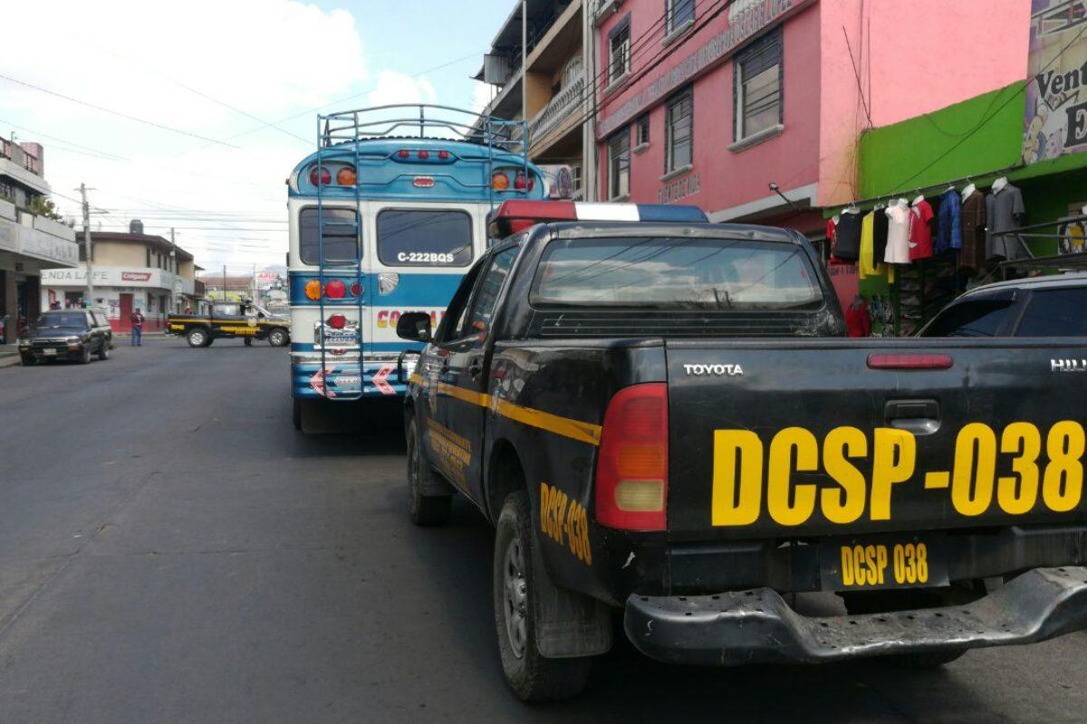 """<span class=""""hot"""">Hot <i class=""""fa fa-bolt""""></i></span> Piloto y ayudante de transportes González son atacados a balazos"""
