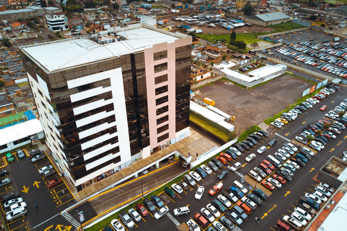 Torre Pradera Xela será un edificio verde