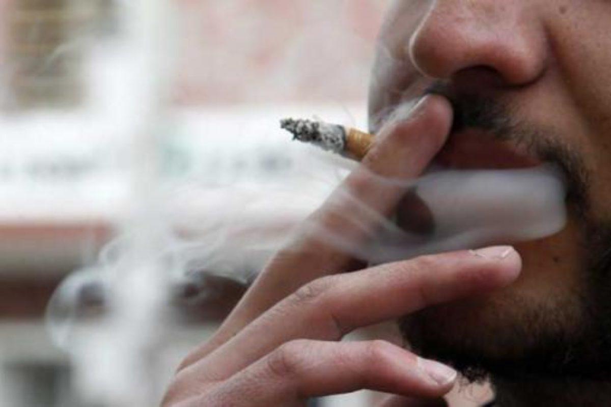 Advierten riesgos por consumo de tabaco