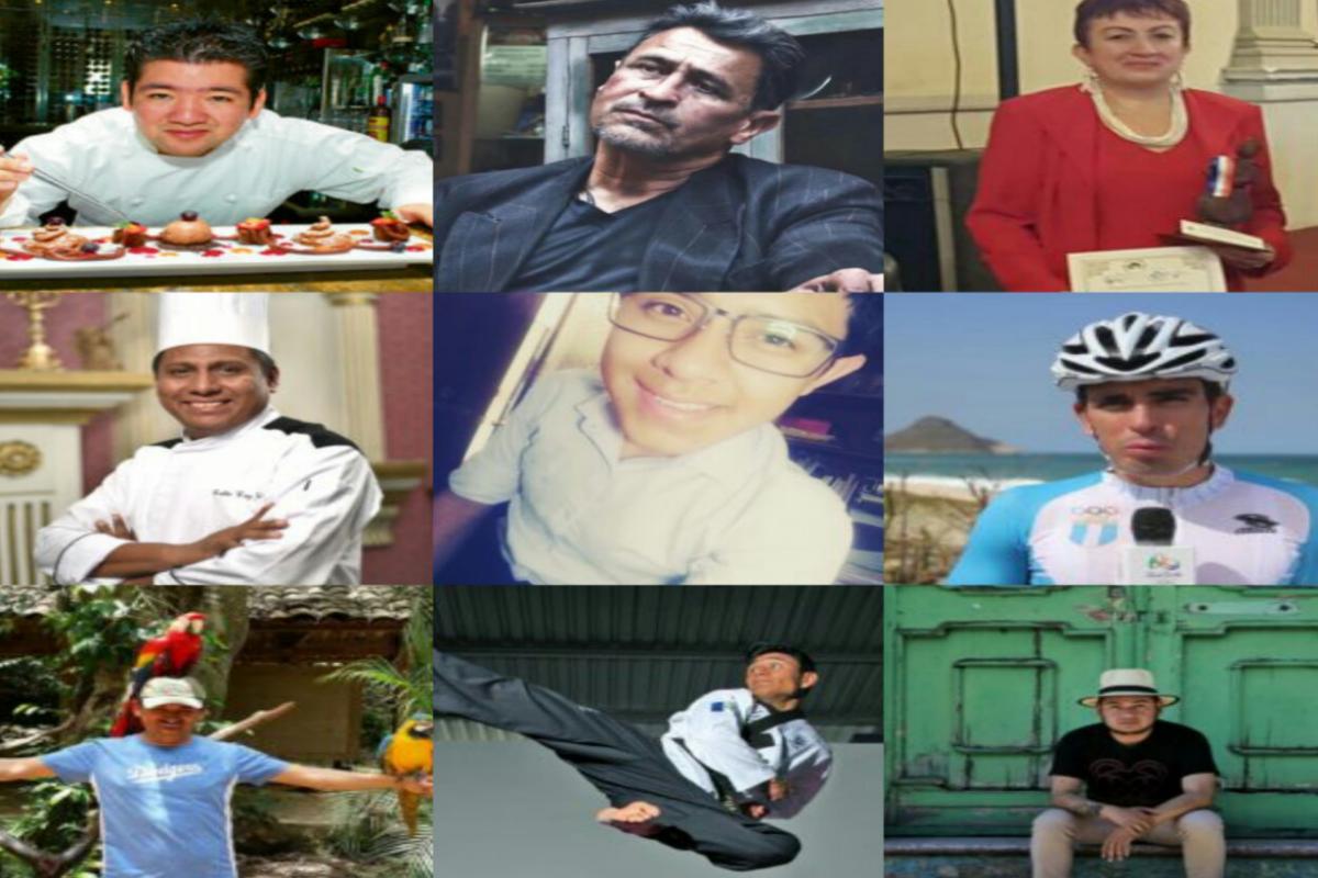 ¿Quiénes son los quetzaltecos nominados como guatemaltecos ilustres?