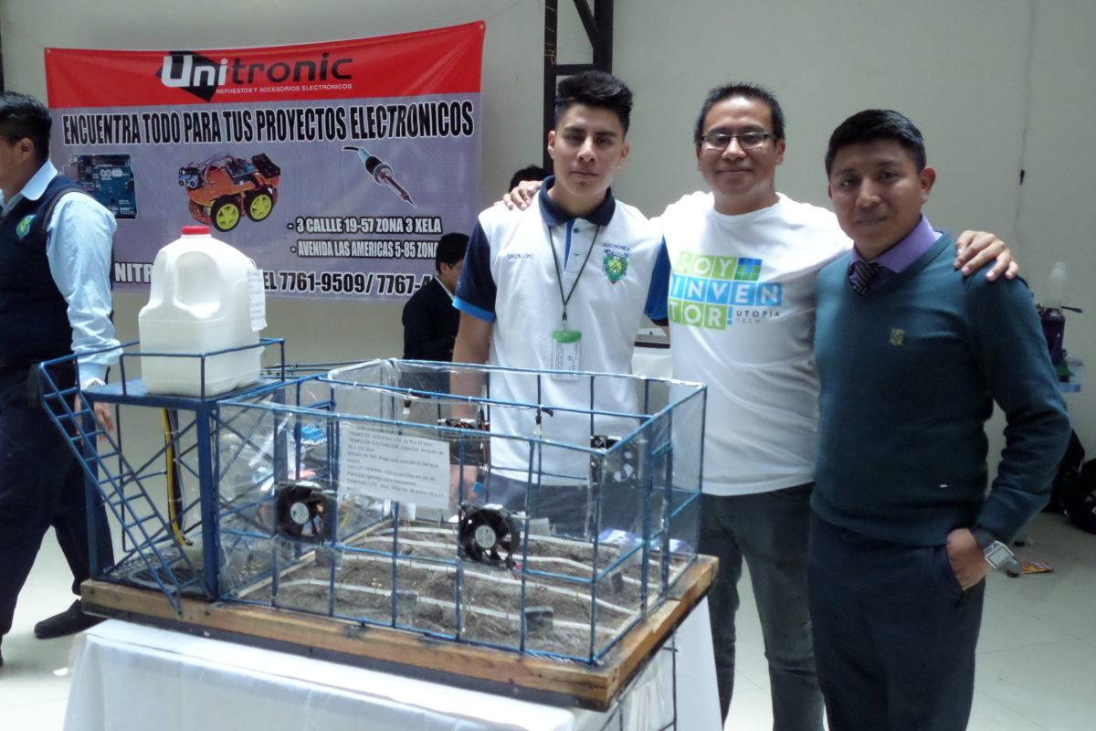 A las puertas del concurso Soy Inventor 2018
