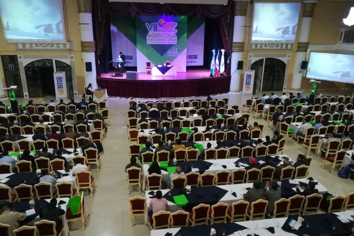 Congreso se realiza por primera vez en Xela