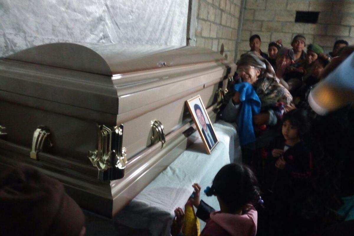 Migrante fallecido en Arizona será inhumado hoy