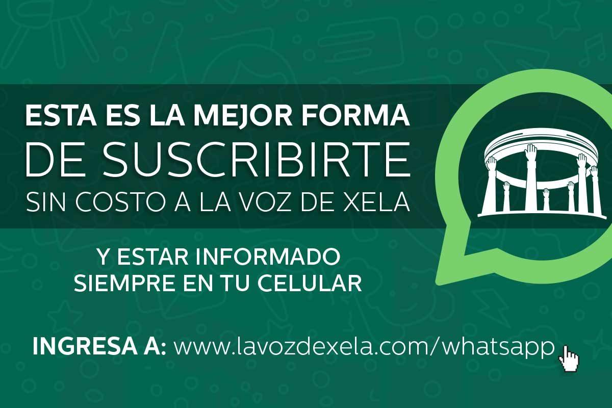 """<span class=""""hot"""">Tendencia <i class=""""fa fa-bolt""""></i></span> Suscripciones a La Voz de Xela"""