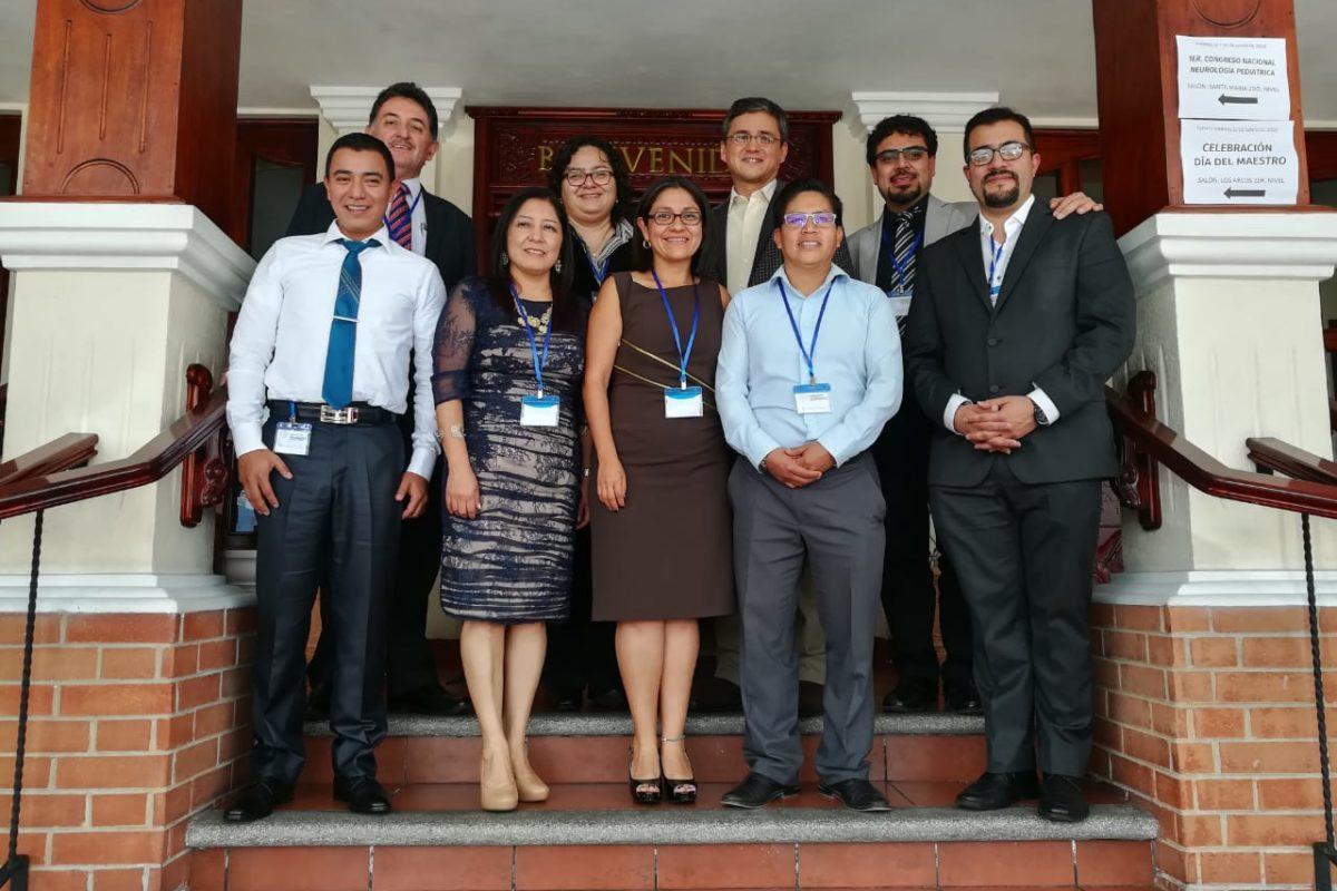 Congreso de Neurología Pediátrica reúne a 175 profesionales