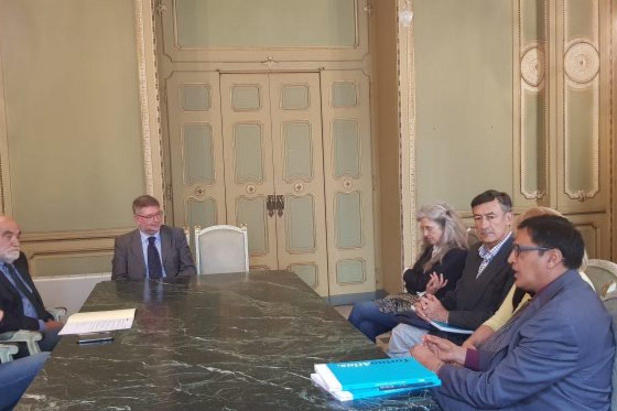 Municipalidad se pronuncia sobre viaje de concejal a Turín