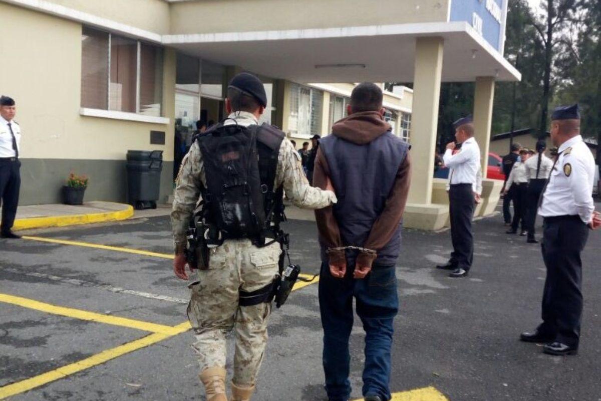 56 presuntos extorsionistas capturados
