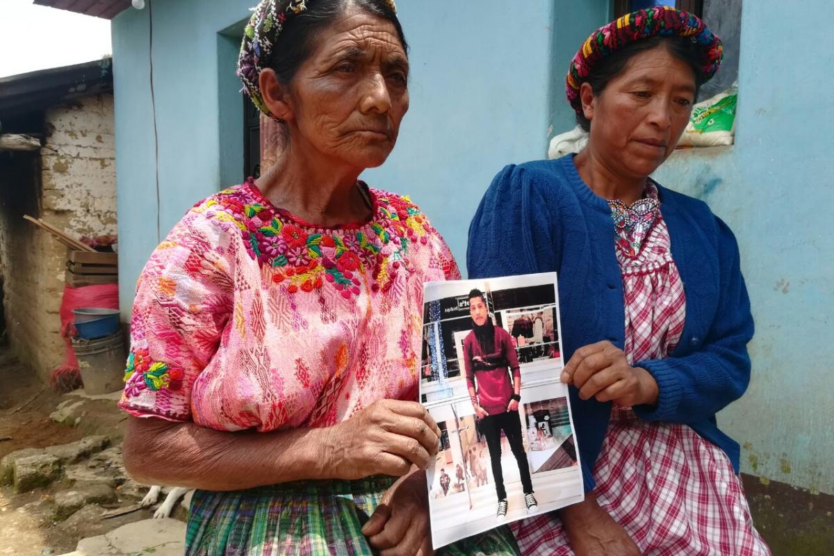 Otro migrante quetzalteco muere en su intento de llegar a EE. UU.