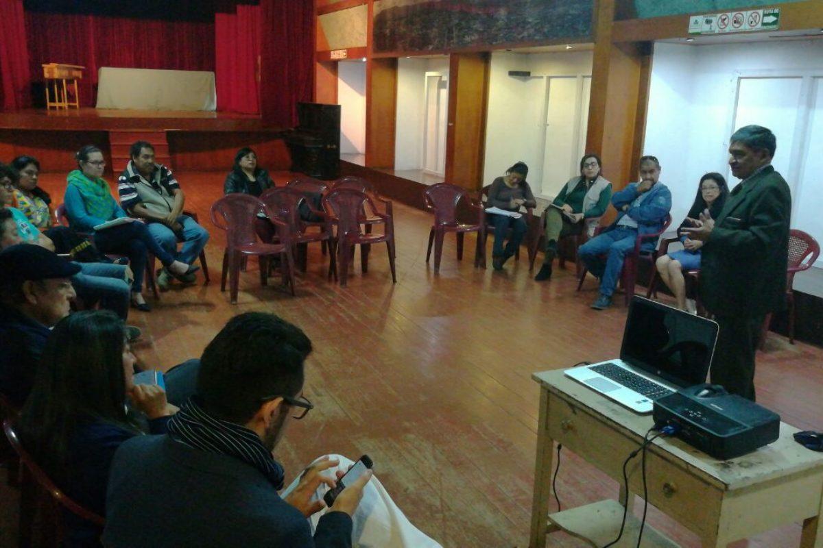 Continúan desacuerdos por administración de Centro Intercultural