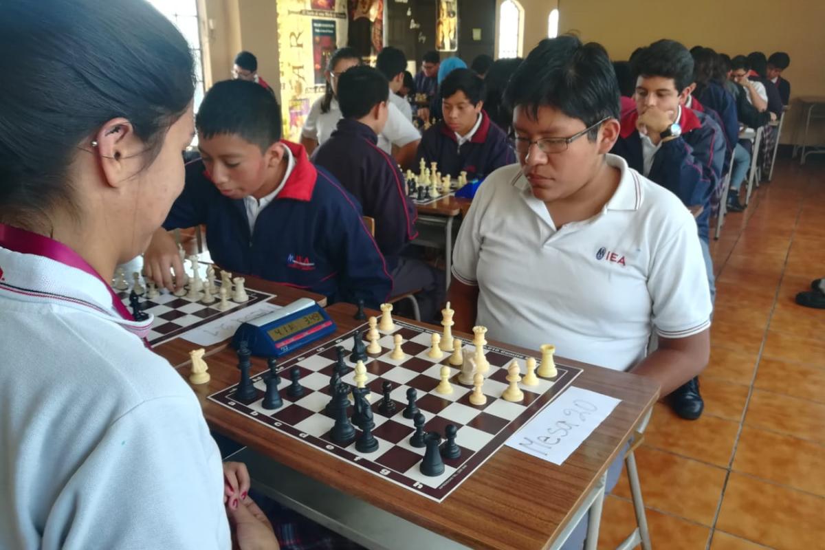 Ocho centros educativos jugarán por el campeonato