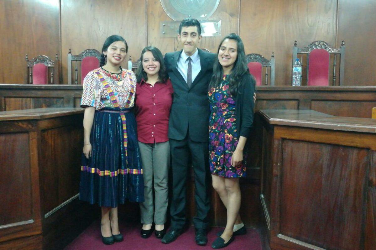 Estudiantes del Cunoc representarán a Xela en México